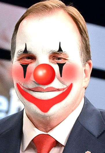 stefan löven clown