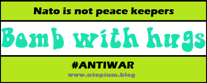 nato is not peace keepers