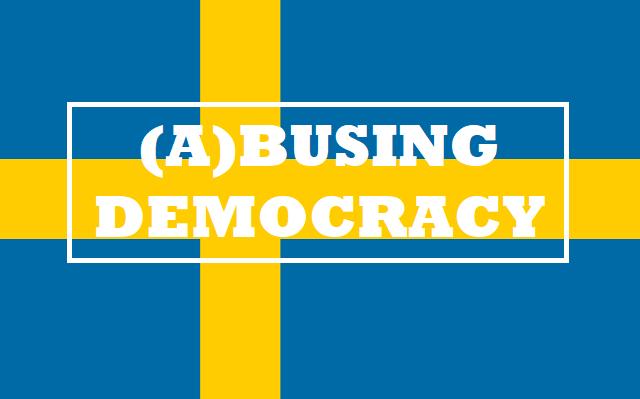 Abusing Democracy