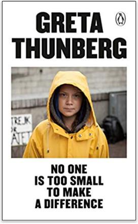 greta thunberg book 3